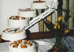 Hochzeitstorte Gabriela Reisner